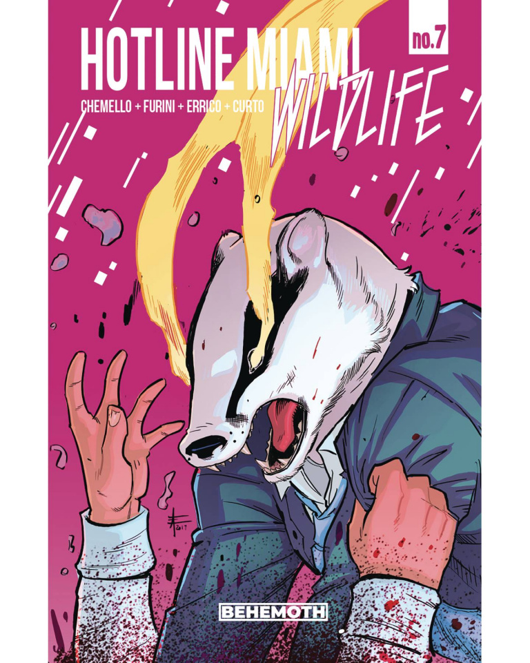 Hotline Miami: Wildlife #7