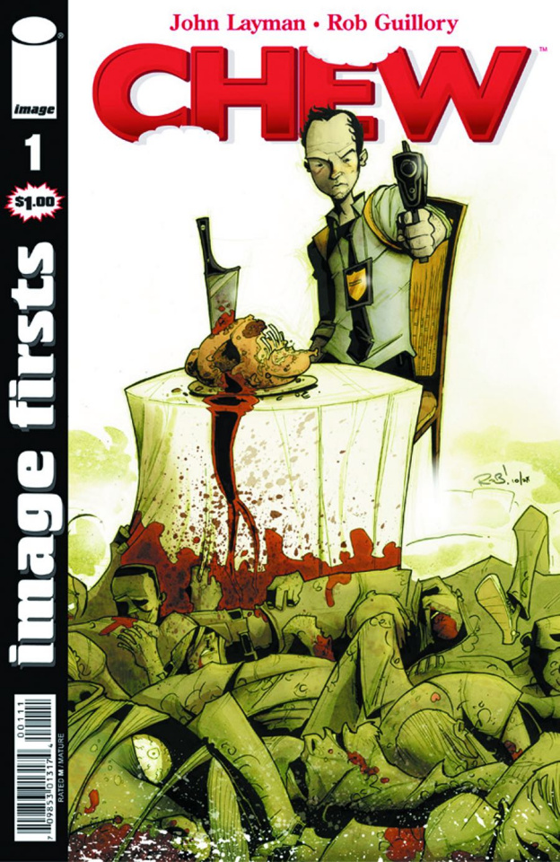 Chew #1 (Image Firsts)