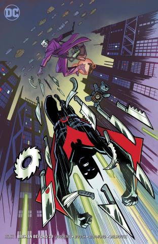 Batman Beyond #29 (Variant Cover)