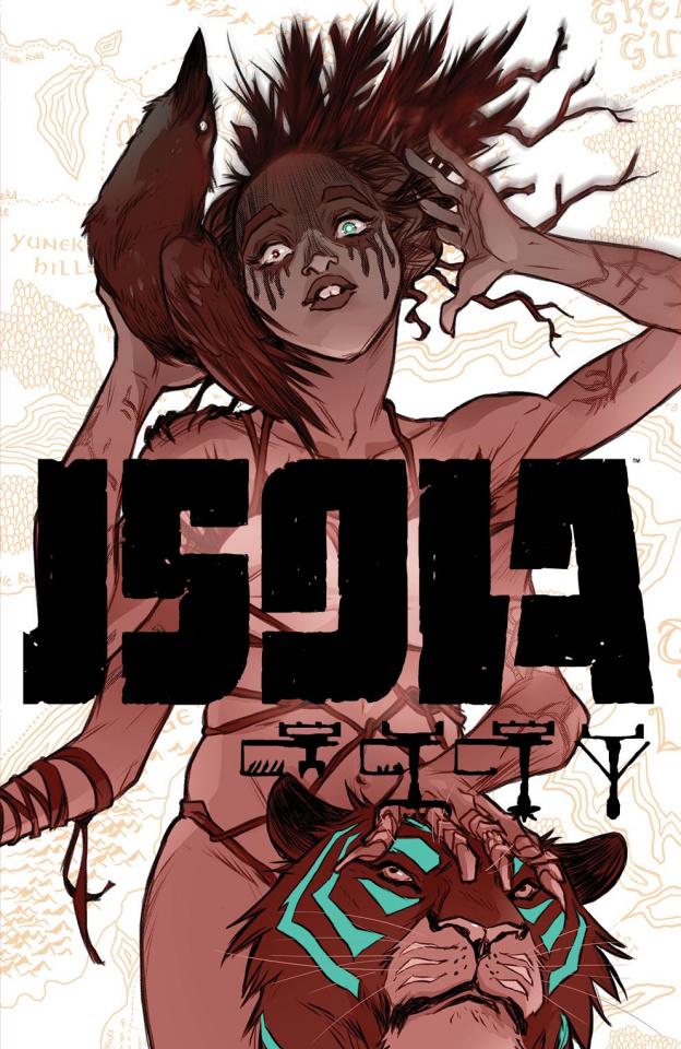 Isola #8 (Kerschl Cover)