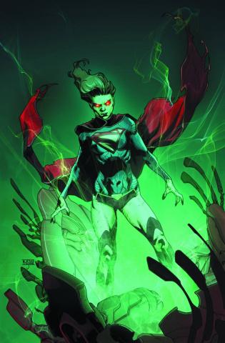 Supergirl Vol. 3: Sanctuary