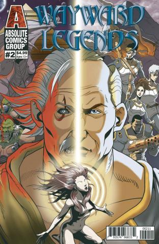 Wayward Legends #2 (Yang Cover)