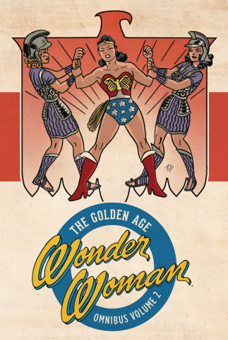 Wonder Woman: The Golden Age Vol. 2 (Omnibus)