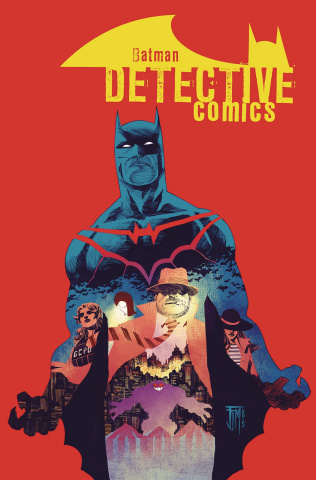 Detective Comics Vol. 8: The Blood of Heroes