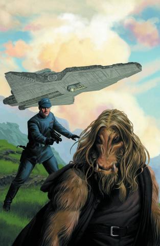 Star Wars: Dark Times - Fire Carrier #5