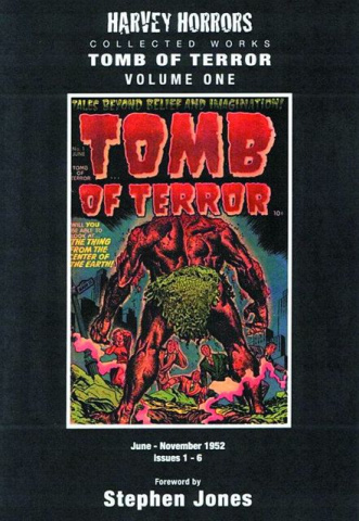 Harvey Horrors Vol. 1: Tomb of Terror