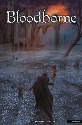 Bloodborne #4 (Del Ray Cover)
