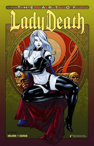 The Art of Lady Death Vol. 1