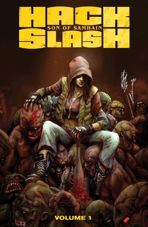 Hack/Slash: Son of Samhain Vol. 1