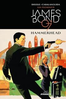 James Bond: Hammerhead #1 (Francavilla Cover)