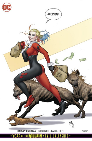 Harley Quinn #65 (Year of the Villain)