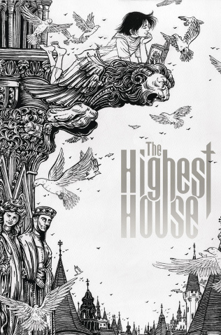 The Highest House #4 (10 Copy Cover)