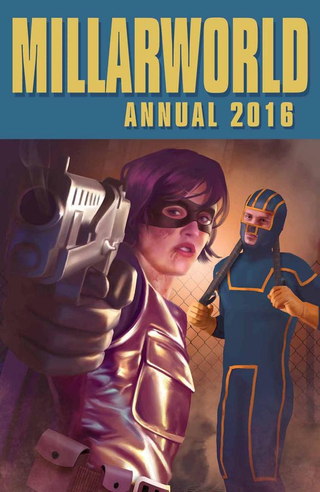 Millarworld Annual 2016 #1