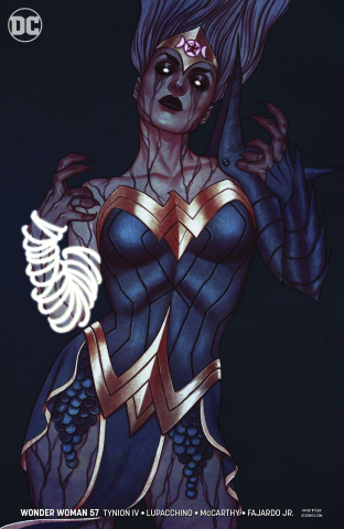 Wonder Woman #57 (Variant Cover)