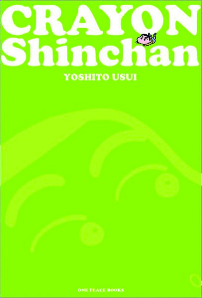 Crayon Shinchan Vol. 1