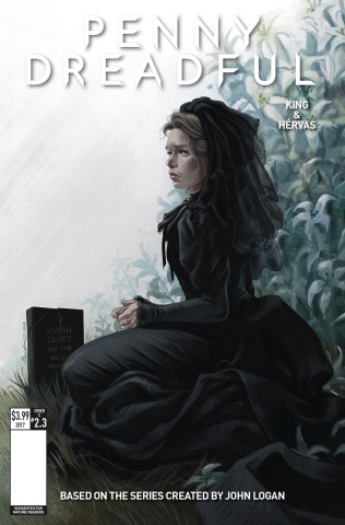 Penny Dreadful #3 (Iannicello Cover)