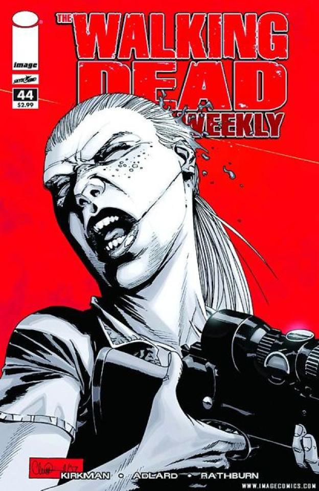 The Walking Dead Weekly #44