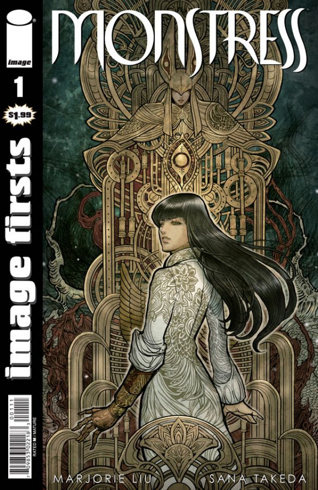 Monstress #1 (Image Firsts)