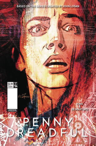 Penny Dreadful #5 (De Martinis Cover)