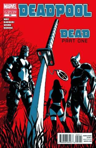 Deadpool #50 (2nd Printing)