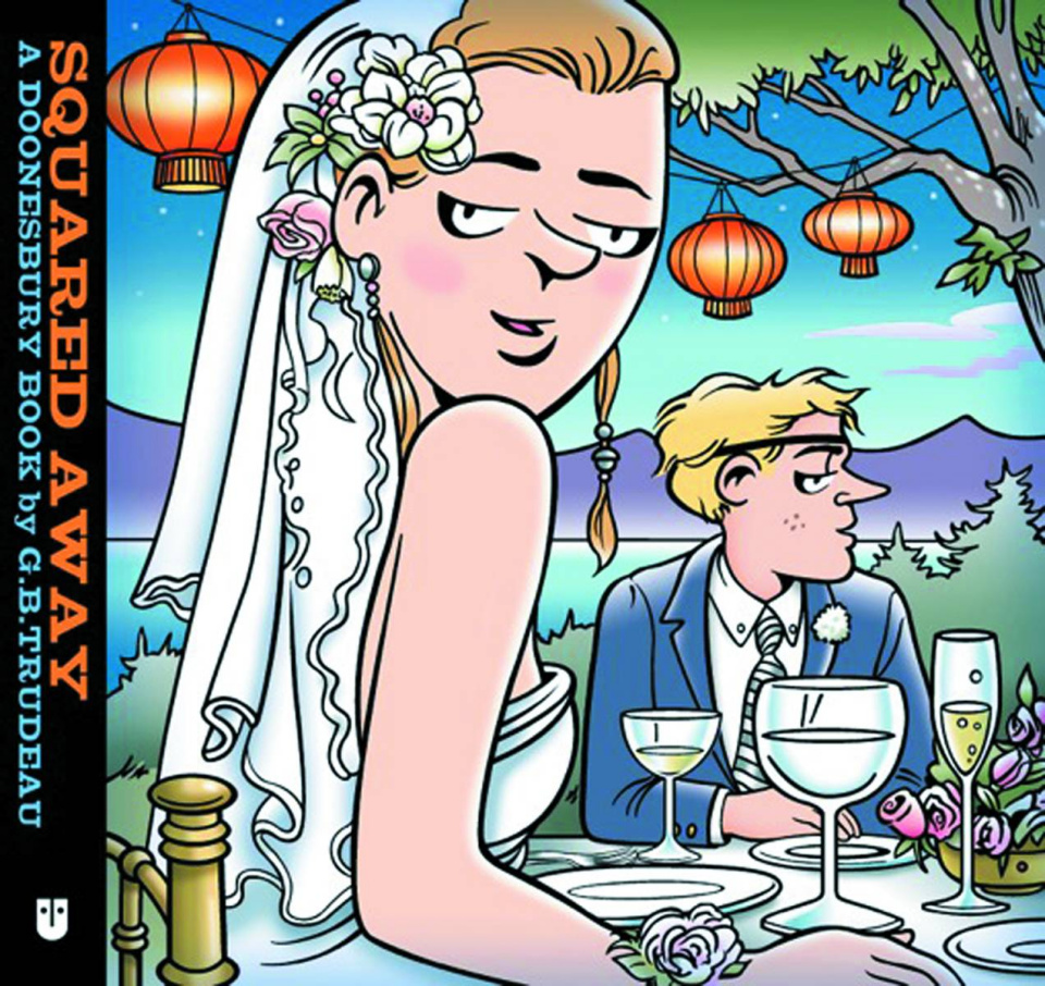Squared Away: A Doonesbury Collection