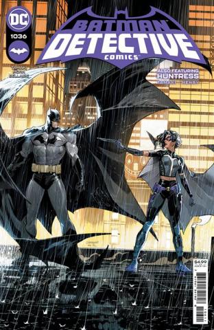 Detective Comics #1036 (Dan Mora Cover)
