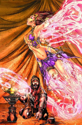 Sinbad / Grimm Fairy Tales/ Dream Eater
