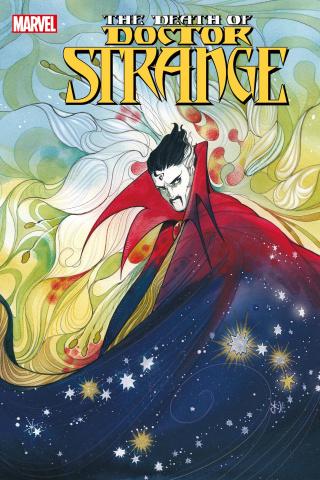 The Death of Doctor Strange #1 (Momoko Cover)