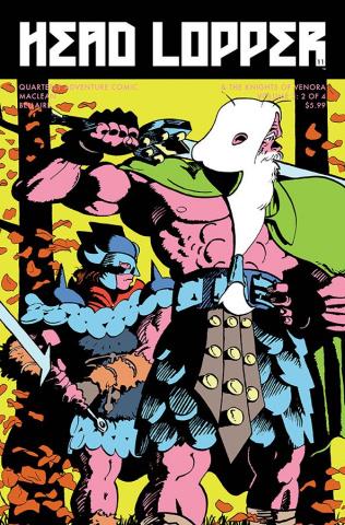 Head Lopper #11 (Gofa Cover)