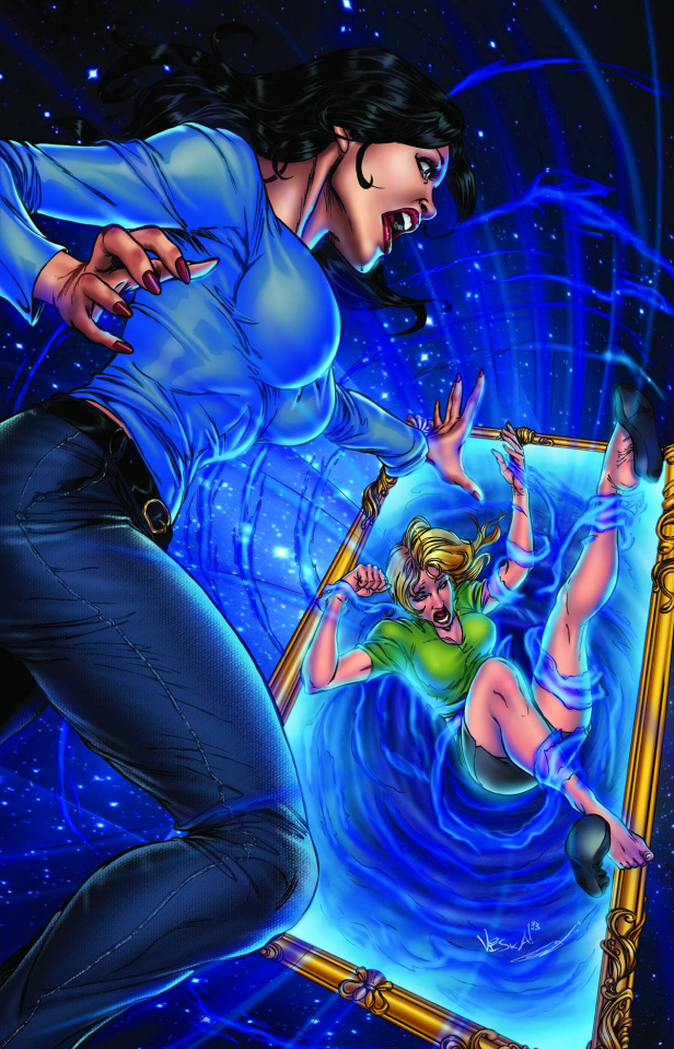 Grimm Fairy Tales: Wonderland #20 (Federici Cover)
