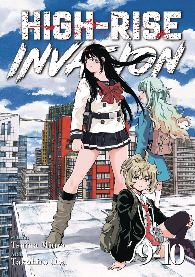 High Rise Invasion Vol. 5