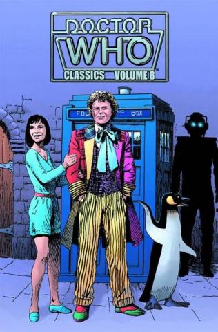 Doctor Who Classics Vol. 8
