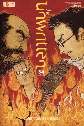 The Unwritten #34
