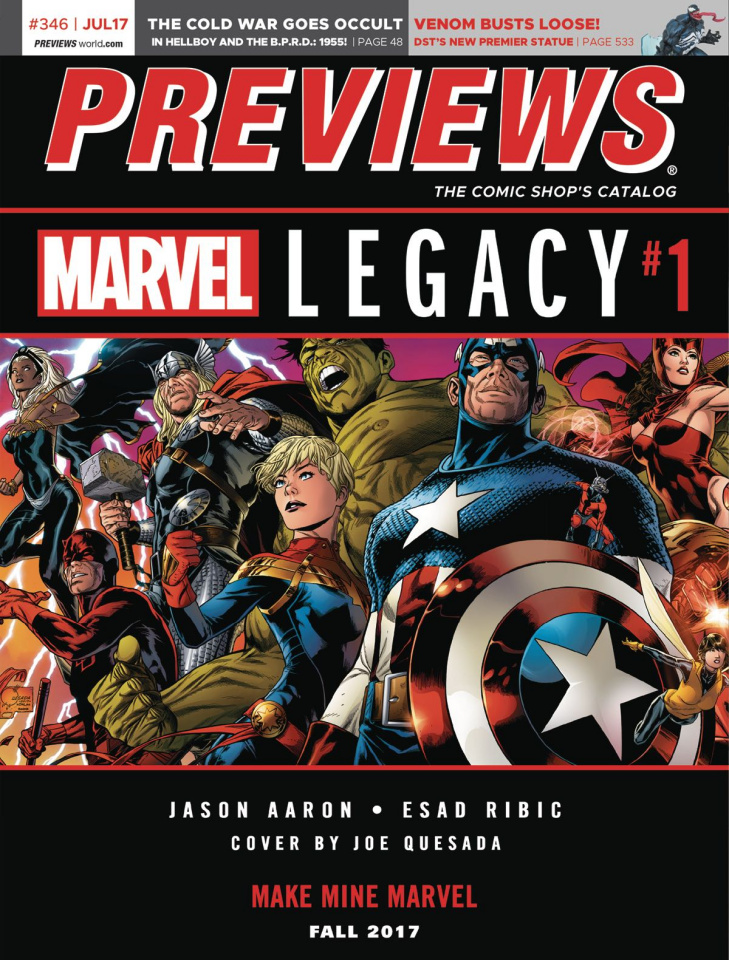 Previews #348: September 2017