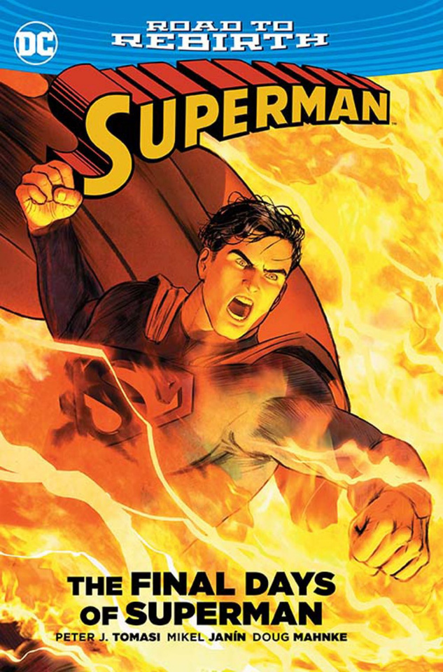 Superman: The Final Days of Superman
