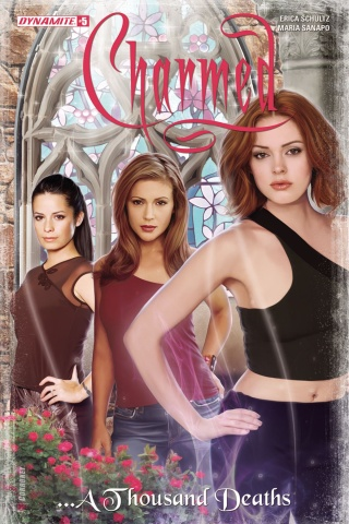 Charmed #5 (Corroney Cover)