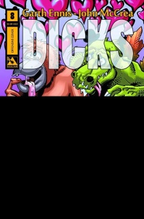Dicks #8 (Offensive Cover)