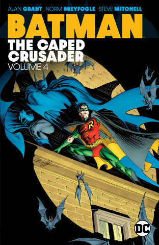 Batman: The Caped Crusader Vol. 4