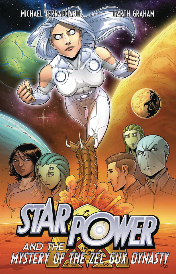 Star Power Vol. 3: The Mystery of the Zel Gux Dynasty