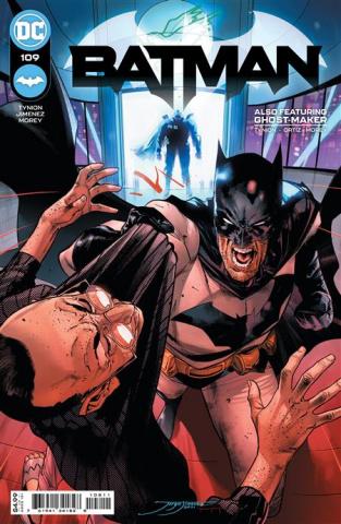 Batman #109 (Jorge Jimenez Cover)