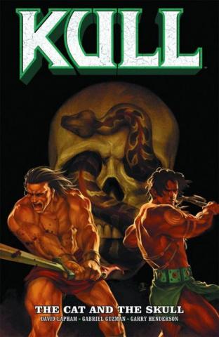 Kull Vol. 3: The Cat & The Skull