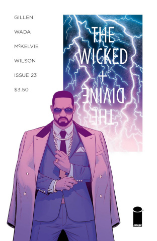 The Wicked + The Divine #23 (McKelvie & Wilson Cover)