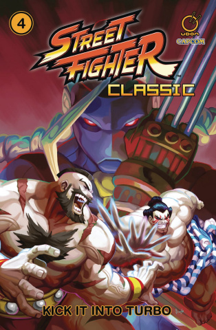 Street Fighter Classic Vol. 4