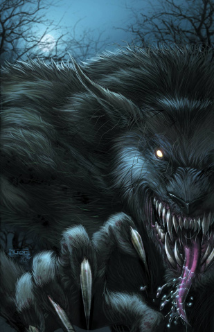 Grimm Fairy Tales: Werewolves - The Hunger #2 (Kirkham Cover)