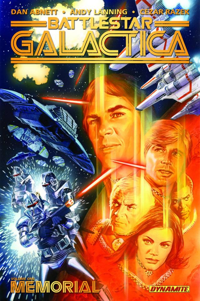 Battlestar Galactica Vol. 1: Memorial
