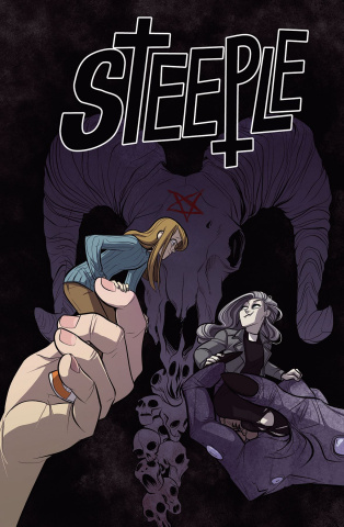 Steeple #1 (Sarin Cover)