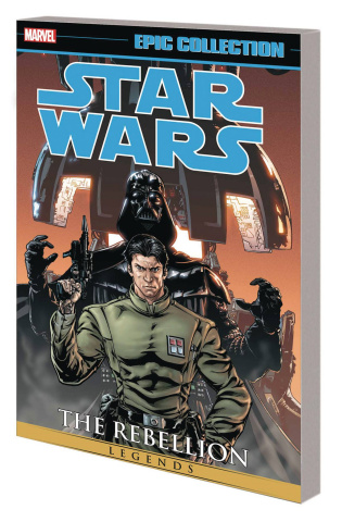 Star Wars Legends Vol. 4: The Rebellion (Epic Collection)