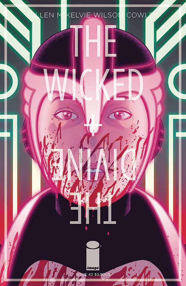 The Wicked + The Divine #42 (McKelvie & Wilson Cover)