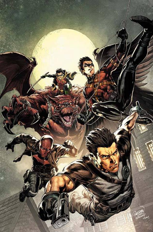 Batman and Robin Eternal #22