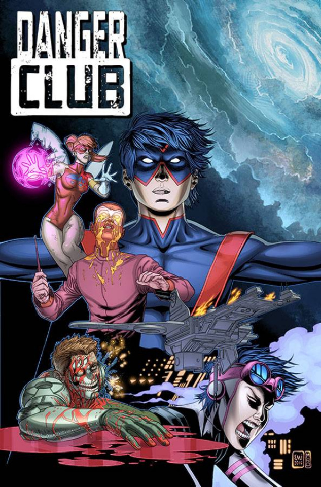 Danger Club #8